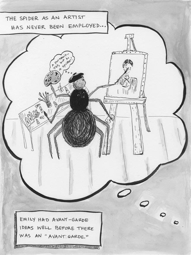 Spider artist